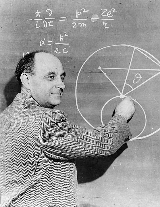 Fermi no Courtesy Argonne National Laboratory
